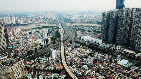 Bộ Xây dựng tháo nút thắt đầu tiên cho metro Bến Thành - Suối Tiên - Ảnh 1.