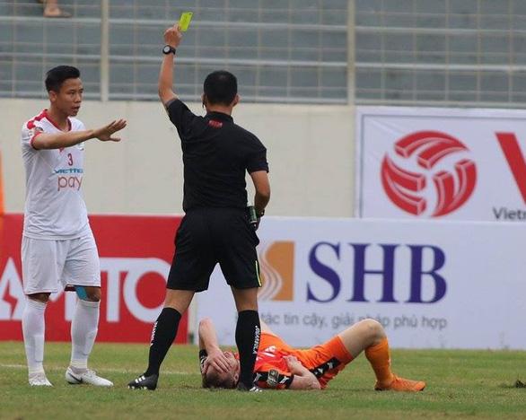 Ban điều hành V-League điểm danh Quế Ngọc Hải - Ảnh 1.