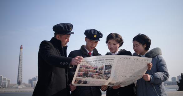 Truyền thông Triều Tiên lần đầu nói về kết quả cuộc gặp thượng đỉnh Mỹ - Triều - Ảnh 1.