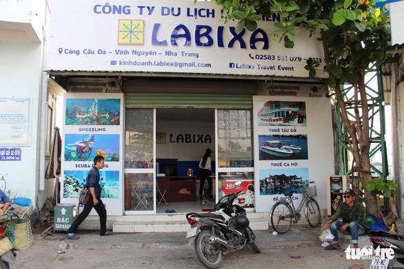 Ngưng hoạt động lặn biển lén lút của công ty Labixa - Ảnh 1.