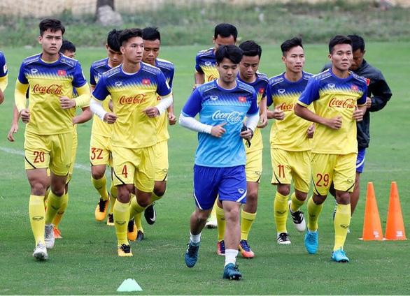 VOV độc quyền phát sóng Vòng loại U-23 châu Á 2020 tại Việt Nam - Ảnh 1.