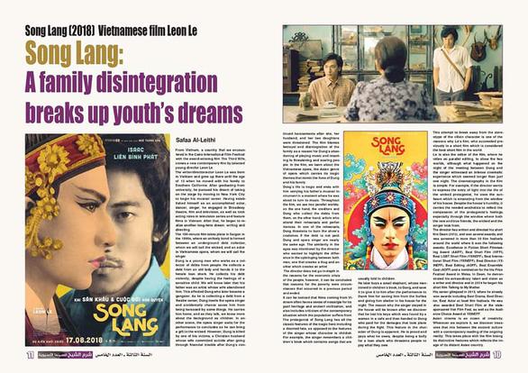 Song Lang đoạt giải phim và đạo diễn tại Sharm El Sheikh Asian Film - Ảnh 3.