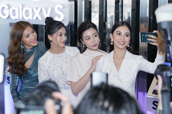 4 nàng hoa hậu xuất hiện tại sự kiện công nghệ lớn nhất nửa đầu năm - Ảnh 2.
