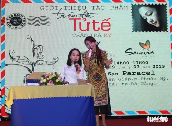 Hoa xương rồng Trần Trà My đưa Tin vào điều tử tế đến trại giam - Ảnh 2.