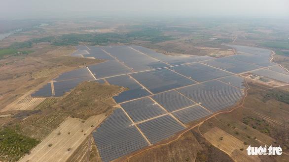 Đắk Lắk có thể thu hàng ngàn tỉ mỗi năm từ điện năng lượng mặt trời - Ảnh 1.