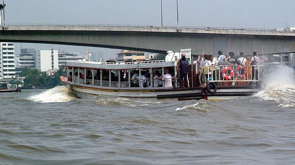 Bangkok và mộng Venice phương Đông - Ảnh 1.