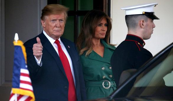 Mỹ vẫn mở cửa đối thoại với Triều Tiên - Ảnh 1.