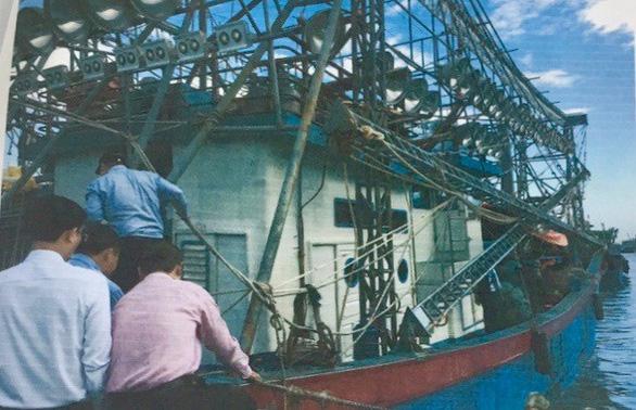 Kiến nghị thu giữ tàu Nghị định 67 - Ảnh 2.