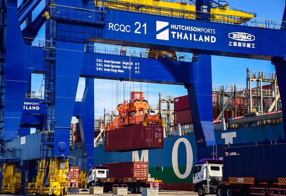 Thái Lan đầu tư lớn cảng biển, quyết tâm bắt kịp Singapore - Ảnh 2.