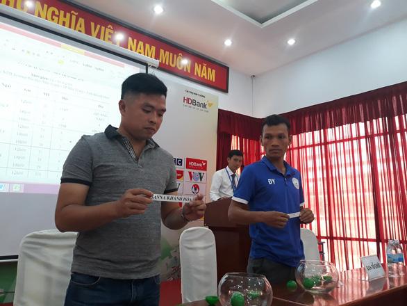 Vòng loại giải Futsal VĐQG 2019 diễn ra tại Khánh Hòa - Ảnh 1.
