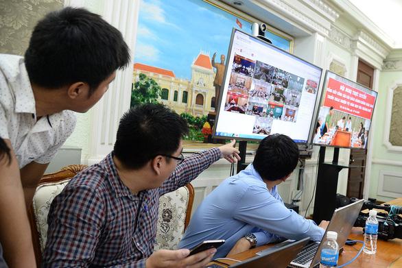 Chính phủ điện tử sẽ giảm tình trạng xin - cho - Ảnh 5.