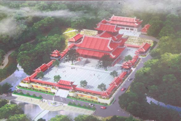 Quảng Nam nói gì về chùa Ba Vàng nhận tiền ủng hộ rồi dừng dự án? - Ảnh 2.