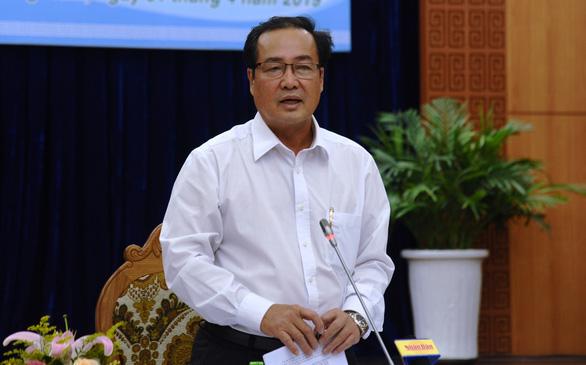Quảng Nam nói gì về chùa Ba Vàng nhận tiền ủng hộ rồi dừng dự án? - Ảnh 1.