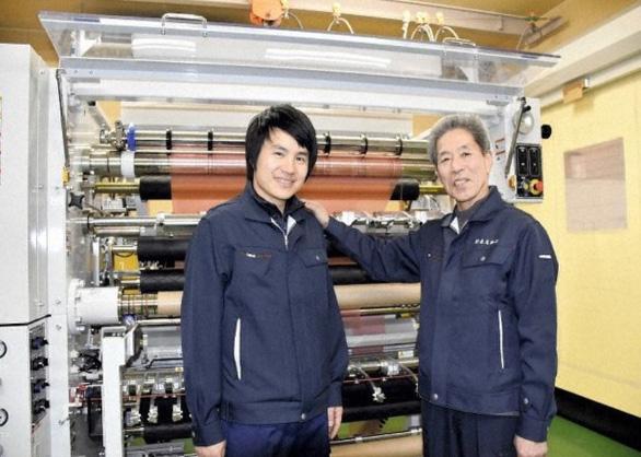 Thực tập sinh Việt được chủ Nhật giao lại công ty - Ảnh 1.