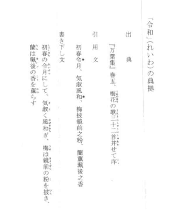 Người Nhật kỳ vọng yên bình, đổi mới từ niên hiệu Lệnh Hòa - Ảnh 4.