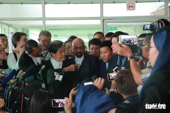 Luật sư Malaysia: Không có thỏa thuận gì trong việc trả tự do cho Hương - Ảnh 1.