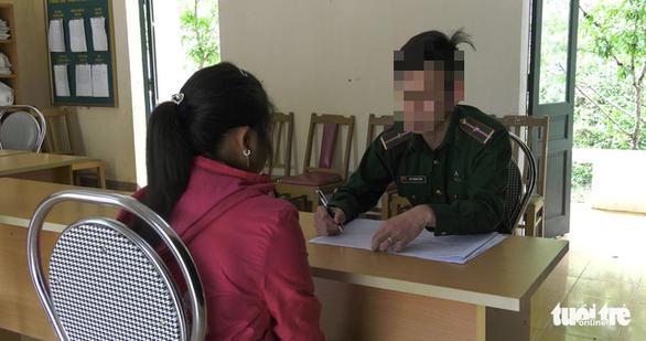 Giải cứu thiếu nữ bị lừa bán ở khu vực biên giới Si Ma Cai - Ảnh 2.