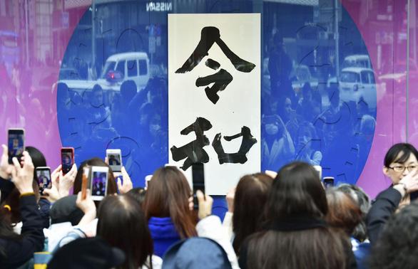Người Nhật kỳ vọng yên bình, đổi mới từ niên hiệu Lệnh Hòa - Ảnh 1.