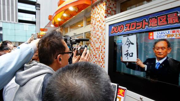 Người Nhật kỳ vọng yên bình, đổi mới từ niên hiệu Lệnh Hòa - Ảnh 3.