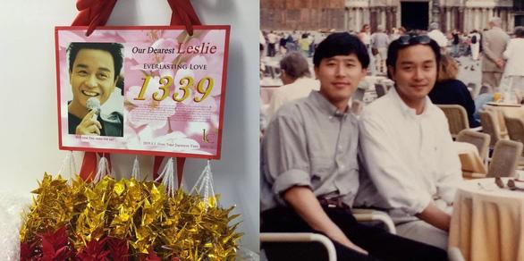 16 năm ngày mất Trương Quốc Vinh, fan Nhật gấp 1.339 con hạc giấy - Ảnh 1.