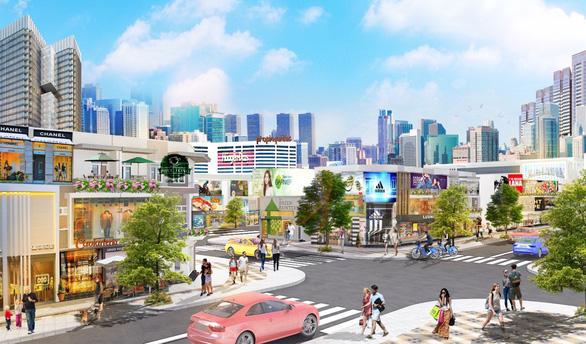 Nhà phố thương mại Long Thành tăng giá vì khan hiếm - Ảnh 2.