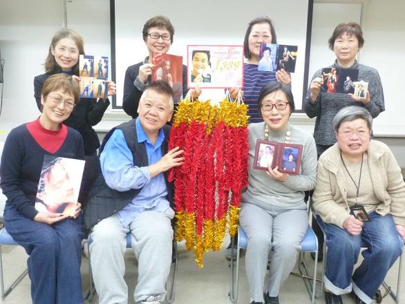 16 năm ngày mất Trương Quốc Vinh, fan Nhật gấp 1.339 con hạc giấy - Ảnh 5.