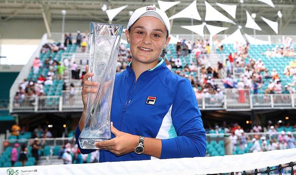 Cuối cùng, quần vợt Úc cũng có Barty! - Ảnh 1.