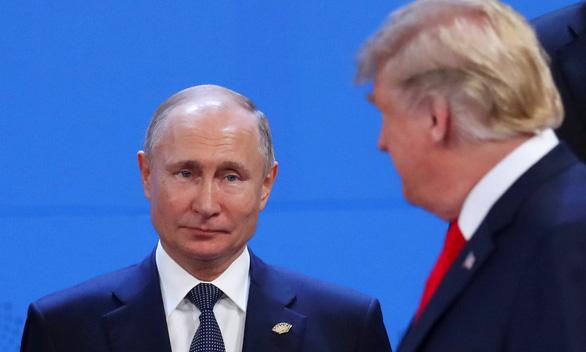 Ông Putin chế nhạo vụ điều tra của Mueller là quả núi sinh ra con chuột - Ảnh 1.