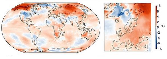 Tháng 3-2019 nóng thứ nhì trong lịch sử - Ảnh 1.