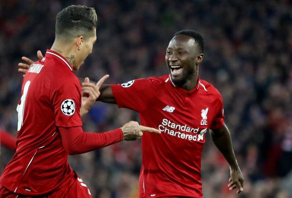 Đá bại Porto 2-0, Liverpool đặt một chân vào bán kết Champions League - Ảnh 1.