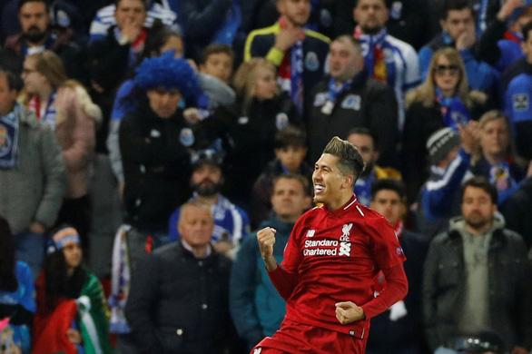 Đá bại Porto 2-0, Liverpool đặt một chân vào bán kết Champions League - Ảnh 2.