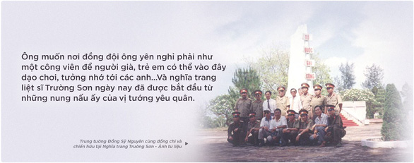 Tướng Đồng Sỹ Nguyên cuối đời vẫn nhắc thông đường Hồ Chí Minh - Ảnh 6.