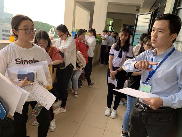 Thủ khoa thi đánh giá năng lực ĐH Quốc gia TP.HCM đạt 1.078 điểm - Ảnh 1.