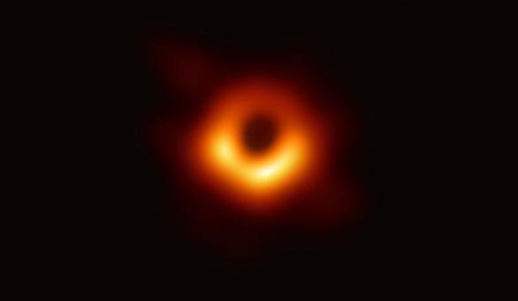 Đây, ảnh của một lỗ đen - Ảnh 1.