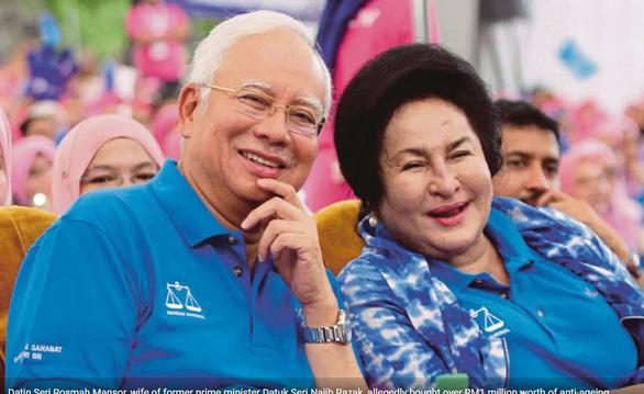 Bị buộc tội nhận hối lộ, vợ cựu Thủ tướng nói mình bị vu khống - Ảnh 3.