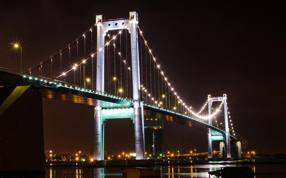 Những nhịp cầu phát triển Đà Nẵng - Kỳ 3: Cầu Thuận Phước và kỷ lục ở cửa sông Hàn - Ảnh 1.