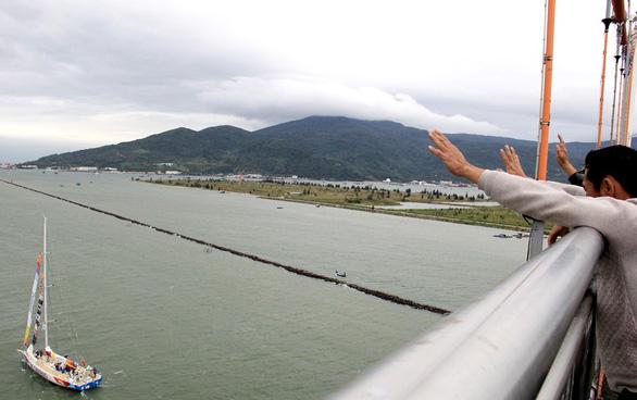 Những nhịp cầu phát triển Đà Nẵng - Kỳ 3: Cầu Thuận Phước và kỷ lục ở cửa sông Hàn - Ảnh 3.