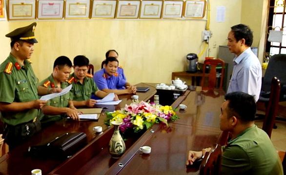 Công an đề nghị 'xử' 210 phụ huynh có con được nâng điểm ở Hà Giang - Ảnh 1.