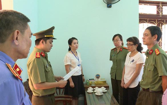 Thi 0 điểm, thí sinh con nhà giàu Sơn La được sửa điểm thành 9 - Ảnh 1.