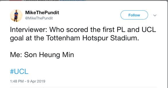 CĐV Tottenham đòi đổi tên sân mới thành Son Heung Min - Ảnh 4.