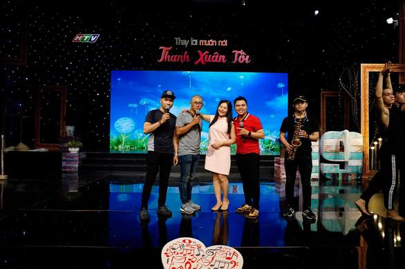 MC Quỳnh Hương: Sau 'Thay lời muốn nói' là 'Khi cần chia sẻ' - Ảnh 2.