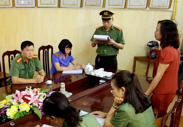 Vụ gian lận thi cử ở Hà Giang: Đề nghị truy tố 5 bị can - Ảnh 1.