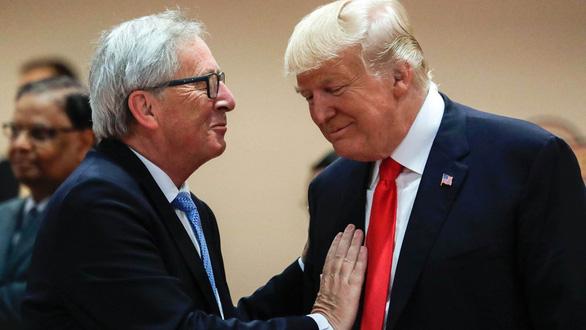 Mỹ khơi mào thương chiến với EU? - Ảnh 1.