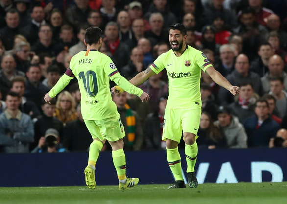 Barca thắng M.U tại Old Trafford - Ảnh 1.
