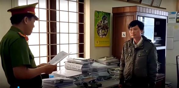 Kế toán, thủ quỹ thông đồng thụt két tiền tỉ của chi cục kiểm lâm - Ảnh 1.