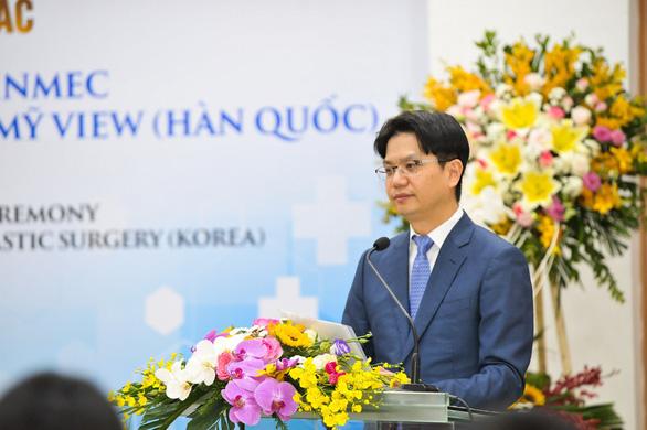 Vinmec hợp tác với thương hiệu thẩm mỹ Hàn Quốc - Ảnh 2.