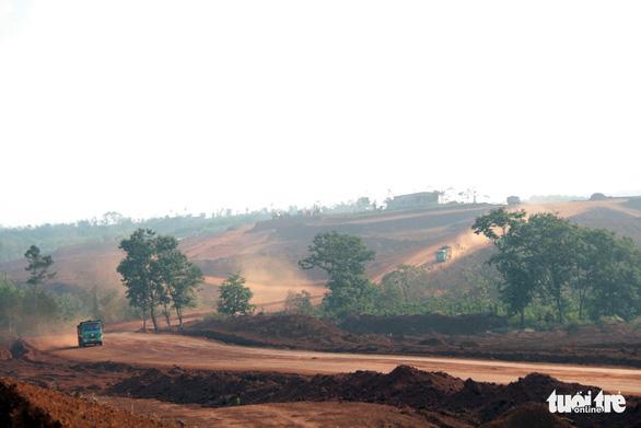 Đắk Nông xin mở rộng vùng khai thác bôxít - Ảnh 2.