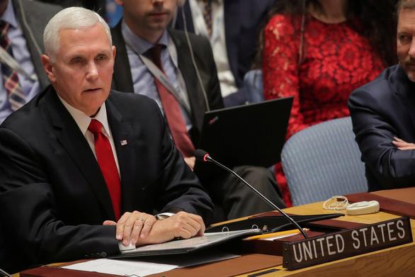 Mỹ gây sức ép, đòi ghế cho phe đối lập Venezuela tại LHQ - Ảnh 1.