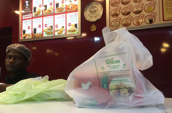 Tôi là túi có thể phân hủy, không phải túi nhựa  - Ảnh 3.