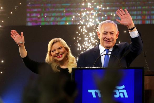 Thủ tướng Israel tái đắc cử, ông Trump nói cơ hội cho hòa bình Israel - Palestine - Ảnh 1.